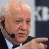 Горбачев стал лауреатом немецкой премии за вклад в мировую экономику