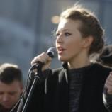 Ксения Собчак покинула Россию