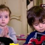 Дети Филиппа Киркорова показали себя и рассказали о маме