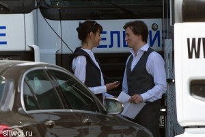 Сергей Безруков ушел от жены к режиссеру Анне Матисон