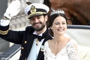 Шведский принц женился на девушке с пикантным прошлым