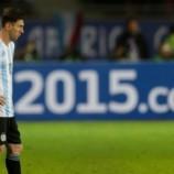 Месси отказался получать приз Кубка Америки