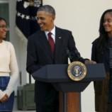 Обама рассказал о желании дочерей познакомиться с Месси