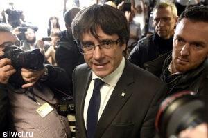 Карлес Пучдемон и четыре экс-министра Каталонии освобождены на поруки