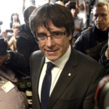 Карлес Пучдемон освобожден на поруки
