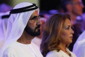 Жена шейха Дубая сбежала из страны с детьми
