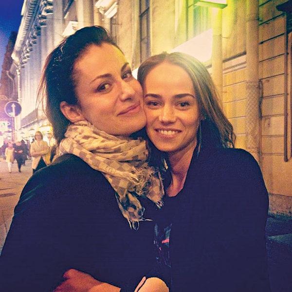 Катерина Ковальчук: «Об отце и сестре узнала в 16 лет»